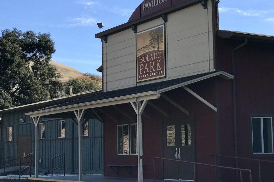 Bolado Park - Pavillion exterior