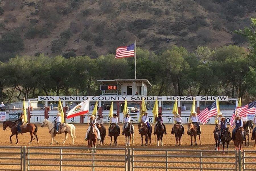 Bolado Park - San Benito County Saddle Horse Show